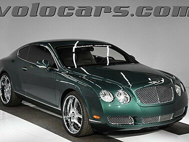 2005 Bentley Continental GT Coupe for sale 101319758