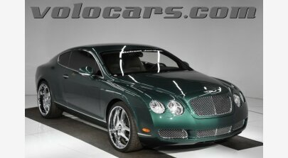 2005 Bentley Continental for sale 101319758