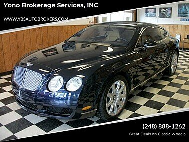 2005 Bentley Continental for sale 101500911