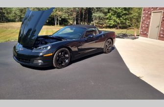 2005 Chevrolet Corvette Convertible for sale 100770467