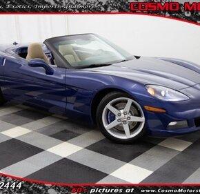 2005 Chevrolet Corvette Convertible for sale 101119926