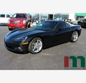 2005 Chevrolet Corvette Coupe for sale 101219108