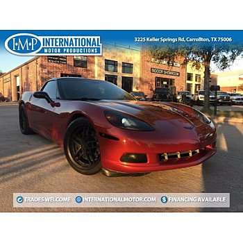 2005 Chevrolet Corvette Coupe for sale 101405316