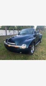2005 Chevrolet SSR for sale 101183619