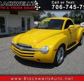 2005 Chevrolet SSR for sale 101187076