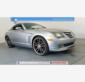 2005 Chrysler Crossfire SRT-6 Coupe for sale 101118351