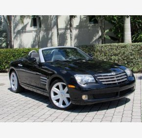 2005 Chrysler Crossfire Limited Convertible for sale 101126001