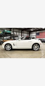 2005 Chrysler Crossfire Limited Convertible for sale 101127923