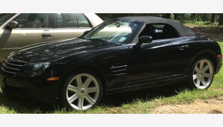 2005 Chrysler Crossfire Convertible for sale 101177908