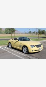 2005 Chrysler Crossfire Limited Convertible for sale 101195234