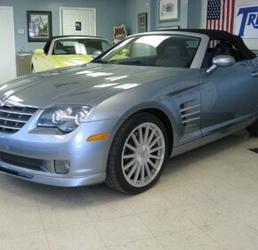 2005 Chrysler Crossfire SRT-6 Convertible for sale 101199429