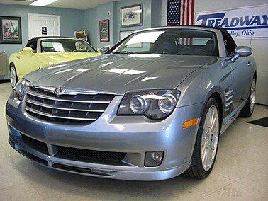 2005 Chrysler Crossfire for sale 101207142