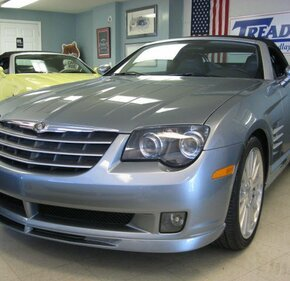 2005 Chrysler Crossfire SRT-6 Convertible for sale 101207142