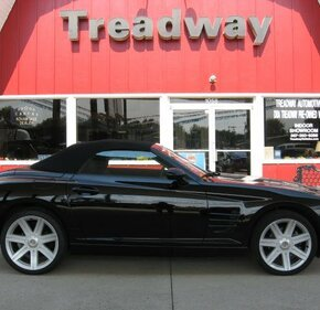 2005 Chrysler Crossfire Convertible for sale 101210743