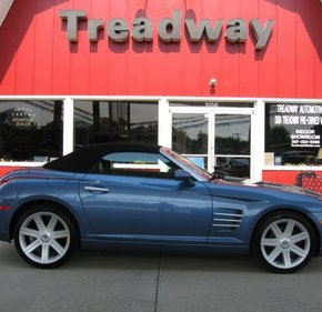 2005 Chrysler Crossfire Limited Convertible for sale 101210745