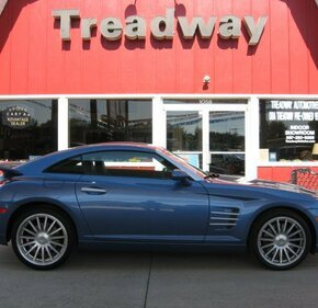 2005 Chrysler Crossfire SRT-6 Coupe for sale 101214490
