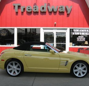 2005 Chrysler Crossfire Limited Convertible for sale 101218907