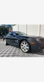 2005 Chrysler Crossfire Limited Coupe for sale 101222509