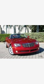 2005 Chrysler Crossfire Limited Convertible for sale 101241894