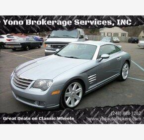 2005 Chrysler Crossfire for sale 101247004