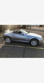2005 Chrysler Crossfire Limited Convertible for sale 101290878