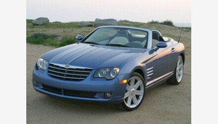 2005 Chrysler Crossfire for sale 101339579