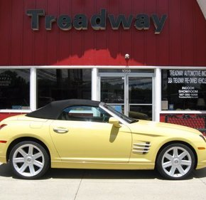 2005 Chrysler Crossfire for sale 101340047