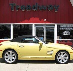 2005 Chrysler Crossfire for sale 101340047