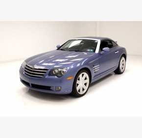 2005 Chrysler Crossfire Limited Coupe for sale 101367738
