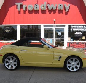 2005 Chrysler Crossfire for sale 101374914