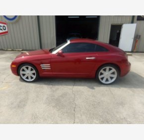 2005 Chrysler Crossfire Limited Coupe for sale 101376472