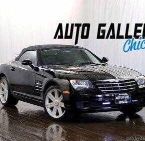 2005 Chrysler Crossfire for sale 101383890