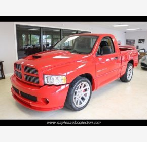 2005 Dodge Ram SRT-10 2WD Regular Cab for sale 101109914