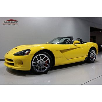 2005 Dodge Viper SRT-10 Convertible for sale 101079215