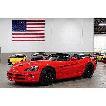2005 Dodge Viper SRT-10 Convertible for sale 101083326
