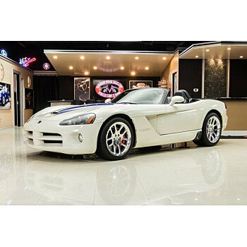 2005 Dodge Viper SRT-10 Convertible for sale 101087702