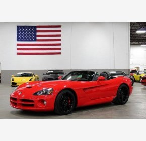 2005 Dodge Viper SRT-10 Convertible for sale 101083326