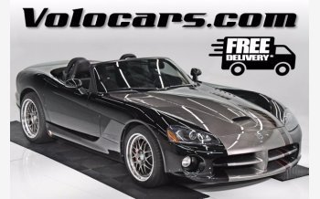 2005 Dodge Viper SRT-10 Convertible for sale 101407607