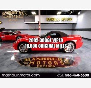 2005 Dodge Viper for sale 101411504