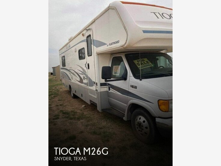 2005 Fleetwood Tioga for sale 300312694