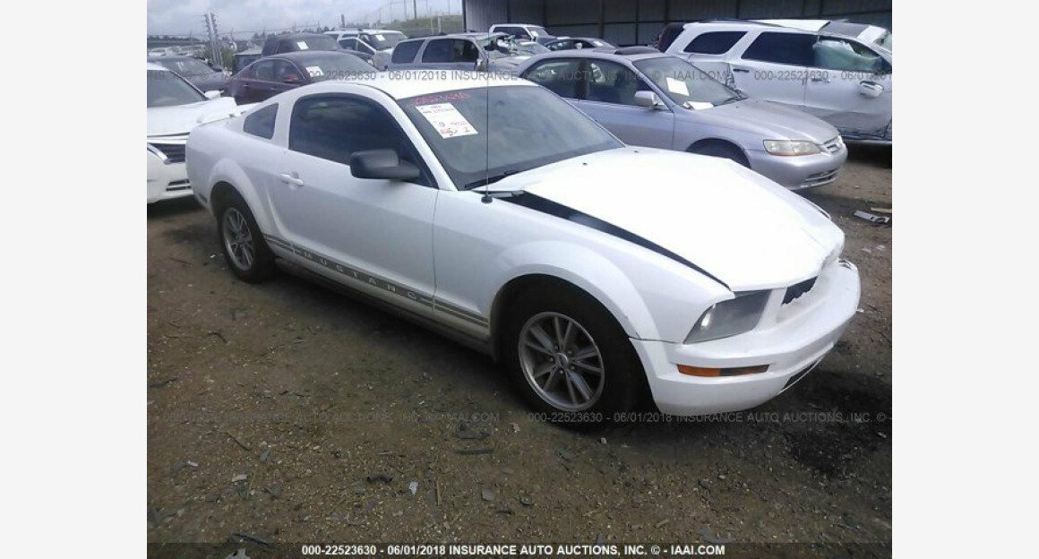 2005 Ford Mustang Coupe for sale 101015814