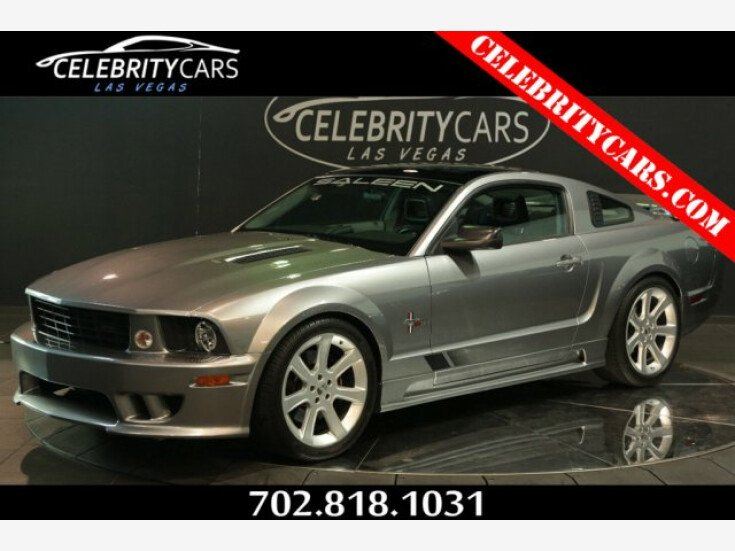 2005 Ford Mustang Gt Coupe Car For By Celebrity Cars Las Vegas In Nevada 89139