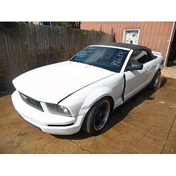 2005 Ford Mustang Convertible for sale 100290663