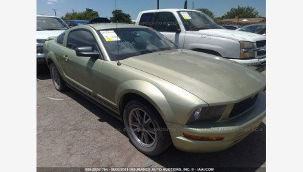 2005 Ford Mustang Coupe for sale 101186015