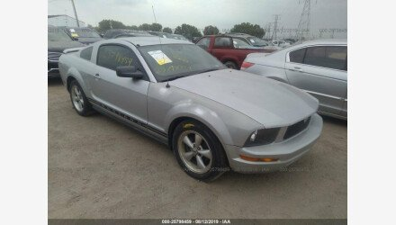 2005 Ford Mustang Coupe for sale 101192461