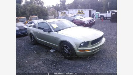 2005 Ford Mustang Coupe for sale 101200869