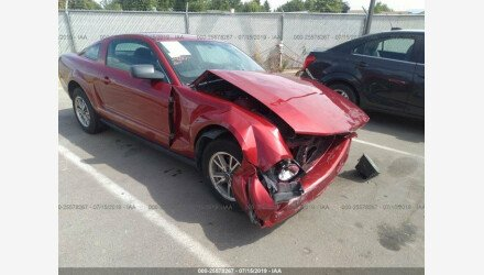 2005 Ford Mustang Coupe for sale 101205296