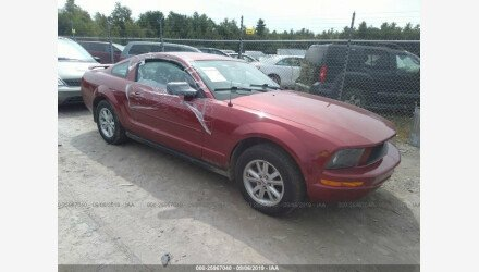 2005 Ford Mustang Coupe for sale 101221651