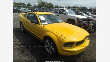 2005 Ford Mustang Coupe for sale 101222322