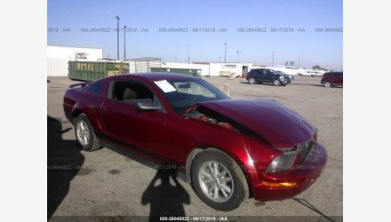 2005 Ford Mustang Coupe for sale 101224484